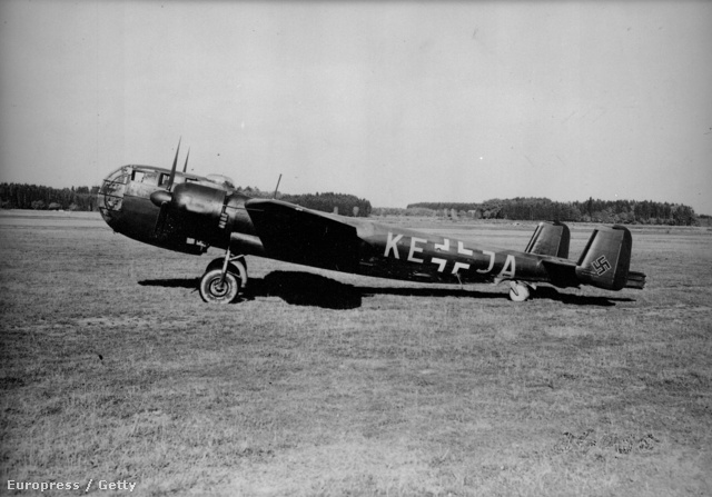 A Dornier DO-217