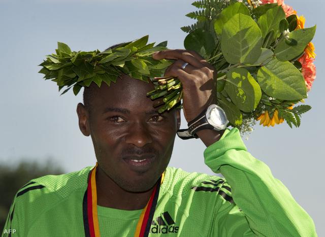 Patrick Makau 2011-ben döntött rekordot