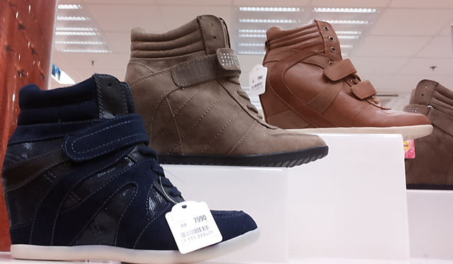 Őszi cipőkörkép: ha bőrt akar, fizethet, de amúgy jó áron sok minden van