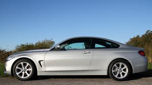 Ezt csak egy BMW-nek nézem el