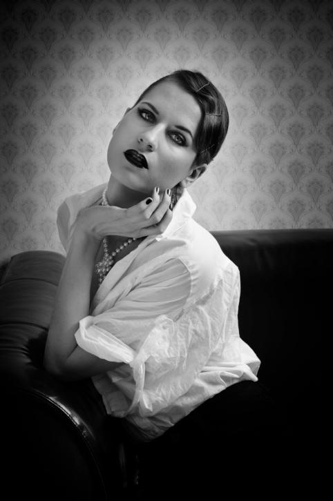 A Chanel lány vagány, modern, magabiztos.