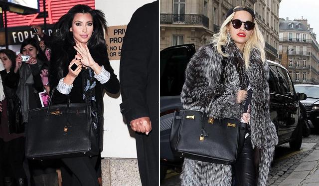 Kim Kardashian és Rita Ora is Birkin baggel parádéznak, az átlagembernek viszont 4 évet kell várnia a táskára.
