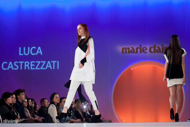 Az olasz származású Luca Castrezzati már alapított is márkát.