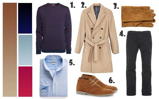 1. H&M - 12990 Ft; 2. ZARA - 55995 Ft; 3. H&M - 8990 Ft; 4. MangoOutlet - 10995 Ft; 5. HE by Mango - 13995 Ft; 6. ASOS - 52 euró.