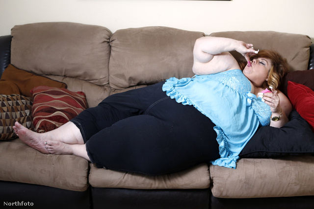 A Las Vegas-i nő 178 kilót nyom...