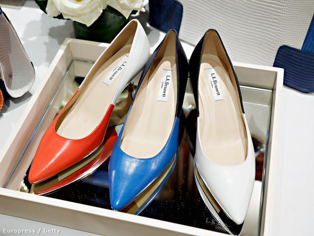 Ilyen cipőkben sétálhat majd Katalin hercegné  a nyáron.