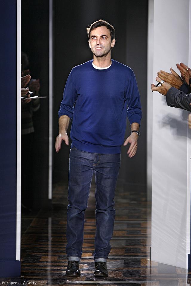 Nicolas Ghesquière, Marc Jacobs utódja a Louis Vuittonnál.