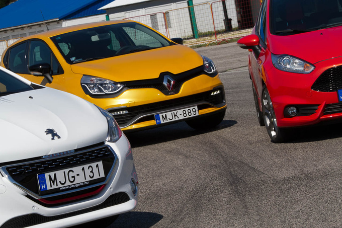 Too bad about the Renault: it could have won with a manual 'box