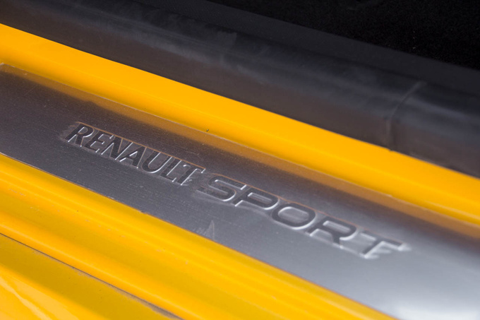 Cannot have a hot hatch without an inscribed door sill