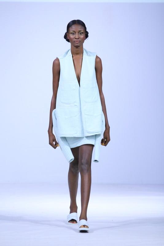 Sarah Duah a nemzetközi trendekhez igazította kollekcióját.