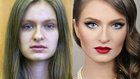 Csodát tesz a nőkkel az orosz sminkes