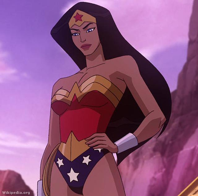 Wonder Woman, William Moulton Marston író és Harry G. Peter rajzoló kitalált szereplője a DC Comics képregényeiben.