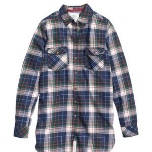 Az ingruha lényege, hogy legalább fenék alá, de leginkább combközépig érjen. Így már leggingsszel és övvel is tudja kombinálni. H&M, 2990 forint.