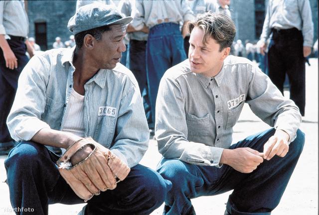 Tim Robbinsszal a Remény rabjaiban