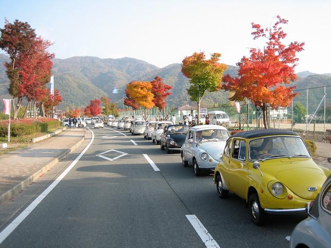 Japan, autumn, 360's