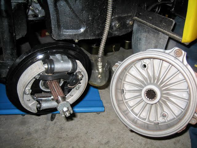 Renewed brakes