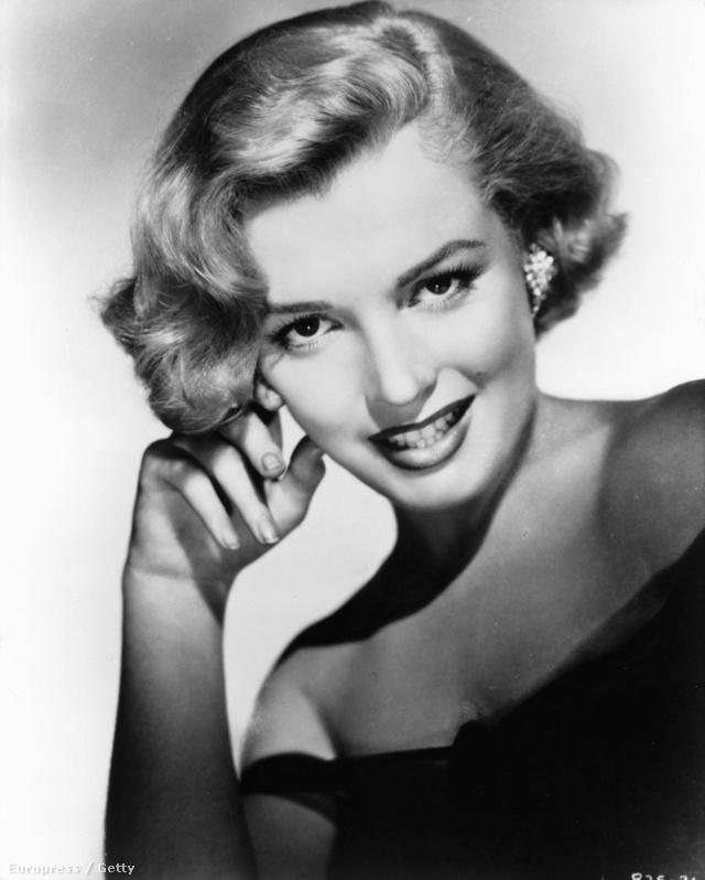 Marilyn Monroenak állítólag áll implantátuma volt csillogó hollywoodi karrierjének második felében.