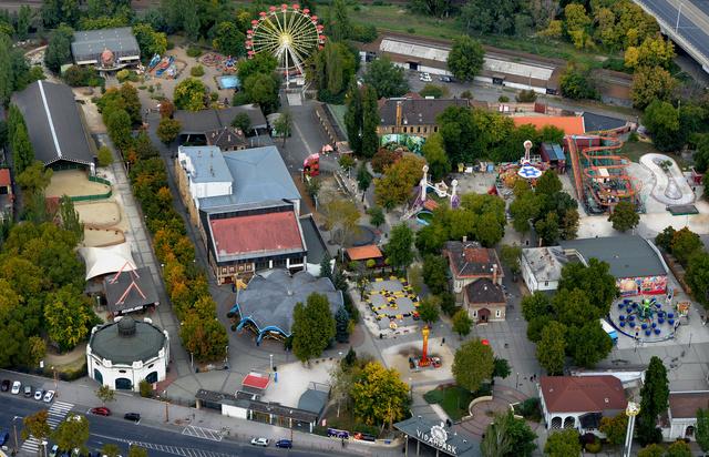8816 Budapesten ilyen volt a Vidam Park