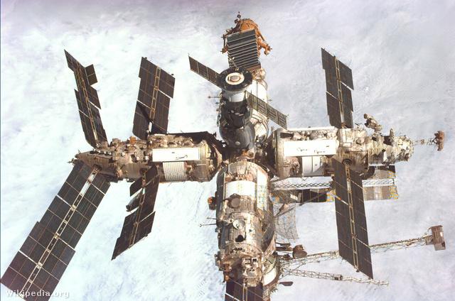A Mir űrállomás