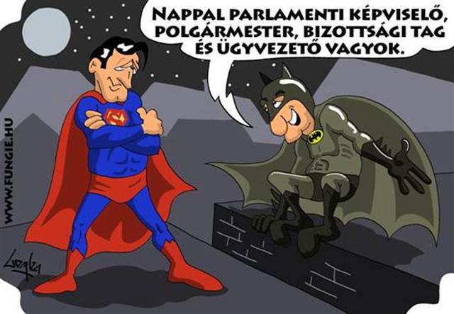 Az október 10-i rendkívüli ülést ezzel a képpel illusztrálta Elekes István a honlapján