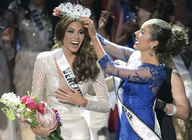 A venezuelai Gabriela Isler fejére került a Miss Universe 2013 nemzetközi szépségverseny győztesének járó korona szombaton Moszkvában.