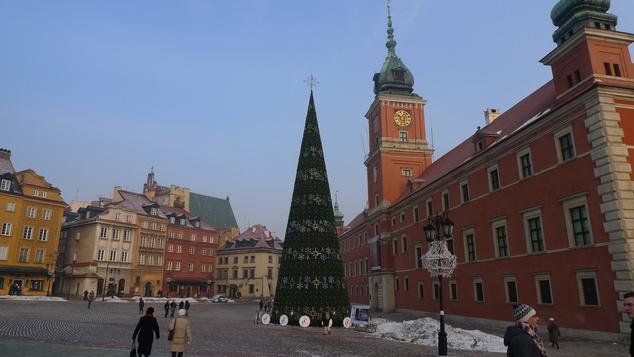 Varsó óvárosa