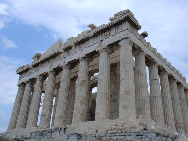 Parthenon, Athén