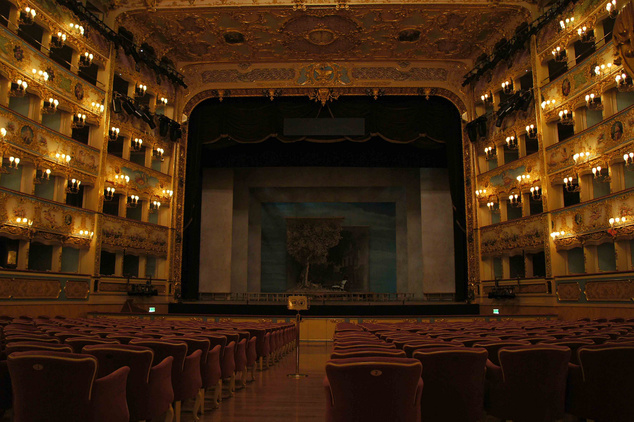 Fenice operaház, Velence