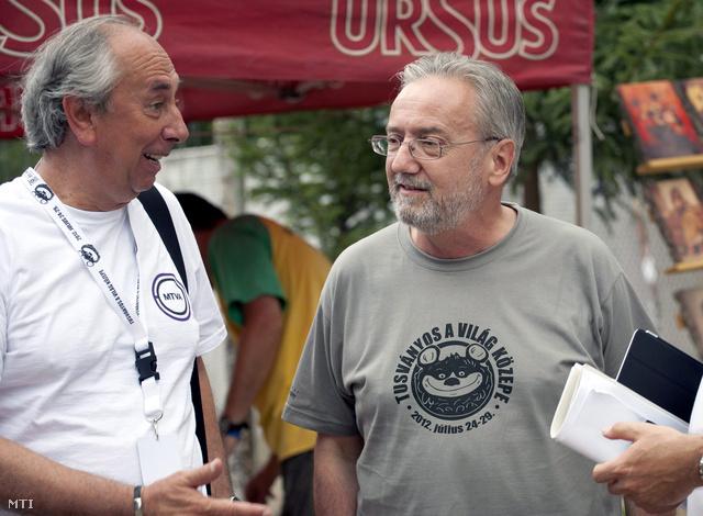 Gazsó L. Ferenc és Böröcz István