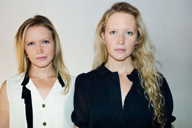 Dawn és Samantha Goldworm illatszakemberek
