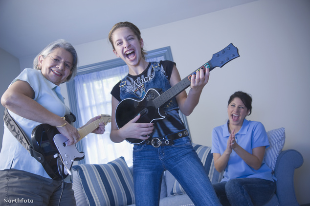 A tizenévesekkel érkezők szobáiba elkél a hangszigetelés