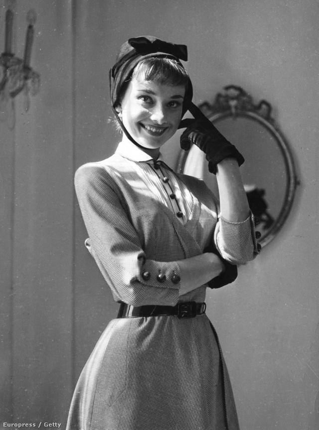 Audrey Hepburnt is a Fontana nővérek öltöztették az ötvenes években.