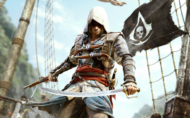 assassins creed 4 black flag game-wide
