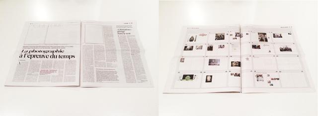 November 15-én képek nélkül jelent meg a Libération, hogy így hívja fel a figyelmet a fotósok megélhetési nehézségeire