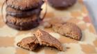 Nutellás-csokis keksz, adventi készülődéshez