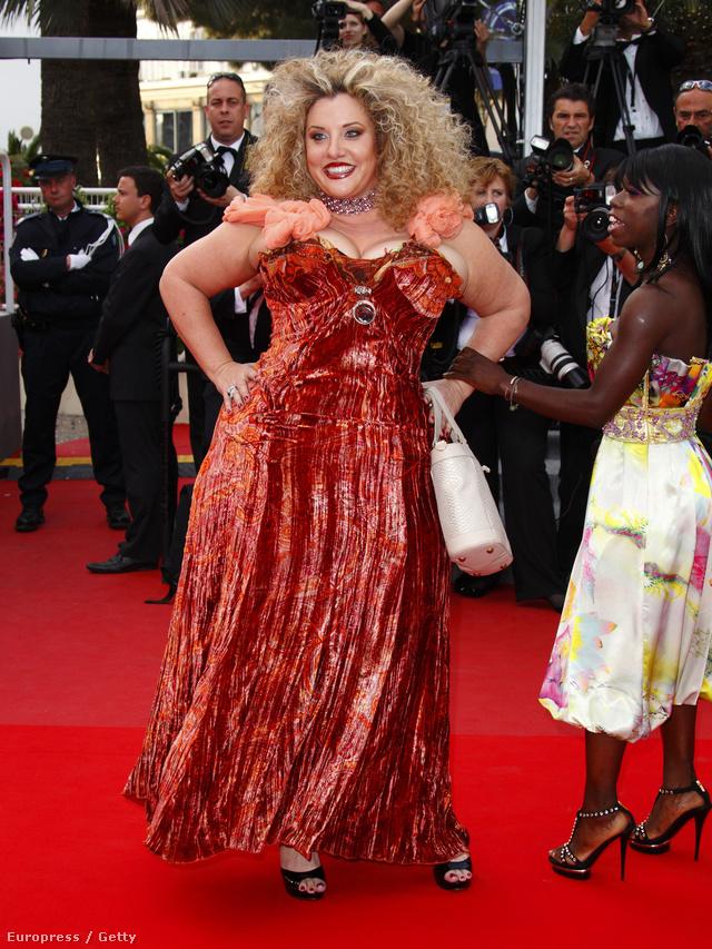 Velvet d'Amour plus-size modell az egyik legszókimondóbb szószólója a divatipar átalakulásának.
