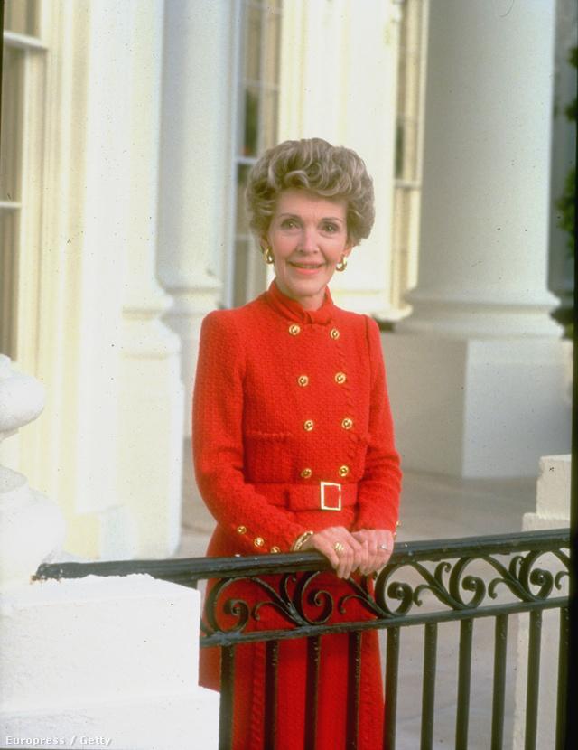 Nancy és Ronald Reagen volt a Fehér Ház történetében az első akik olyan pár, akik színészházaspárként foglalhatták el a házat 1981-1989 között.
