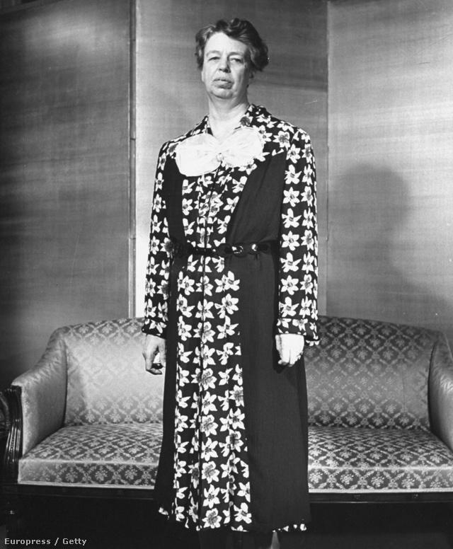 Eleanor Roosevelt öltözködését a szinte szerzetesi szigorúság, a praktikum és a kényelem jellemezte.