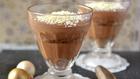 Mézeskalácsfűszeres csokimousse pohárban