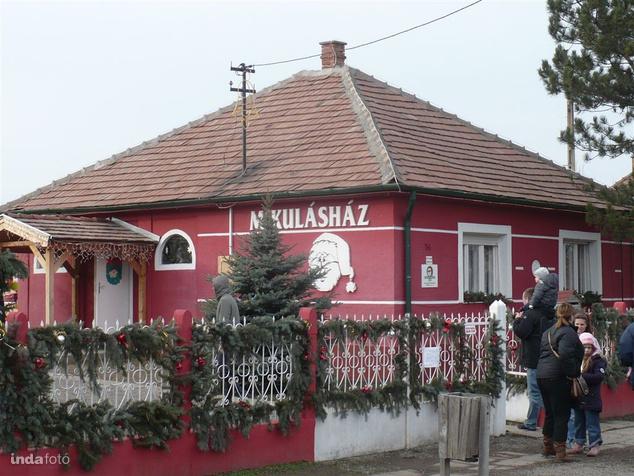 Mikulásház