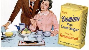 """""""Almával fogyóznál? Ugyan, egyél inkább három kanál cukrot!"""""""