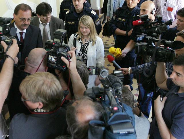 Natascha Kampusch nyolc évet töltött pincebörtönében.