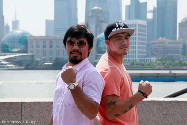 Manny Pacquiao és Brandon Rios