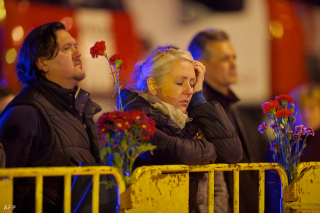 A sérültek közül még harminchárom embert ápolnak kórházban.