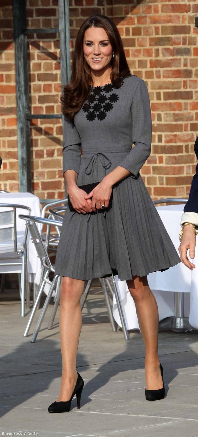 A rakott szoknyák Middleton kedvencei.