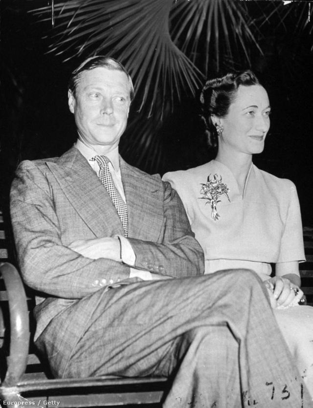 A windsori hercegnének a második világháború alatt készített ékszereket.