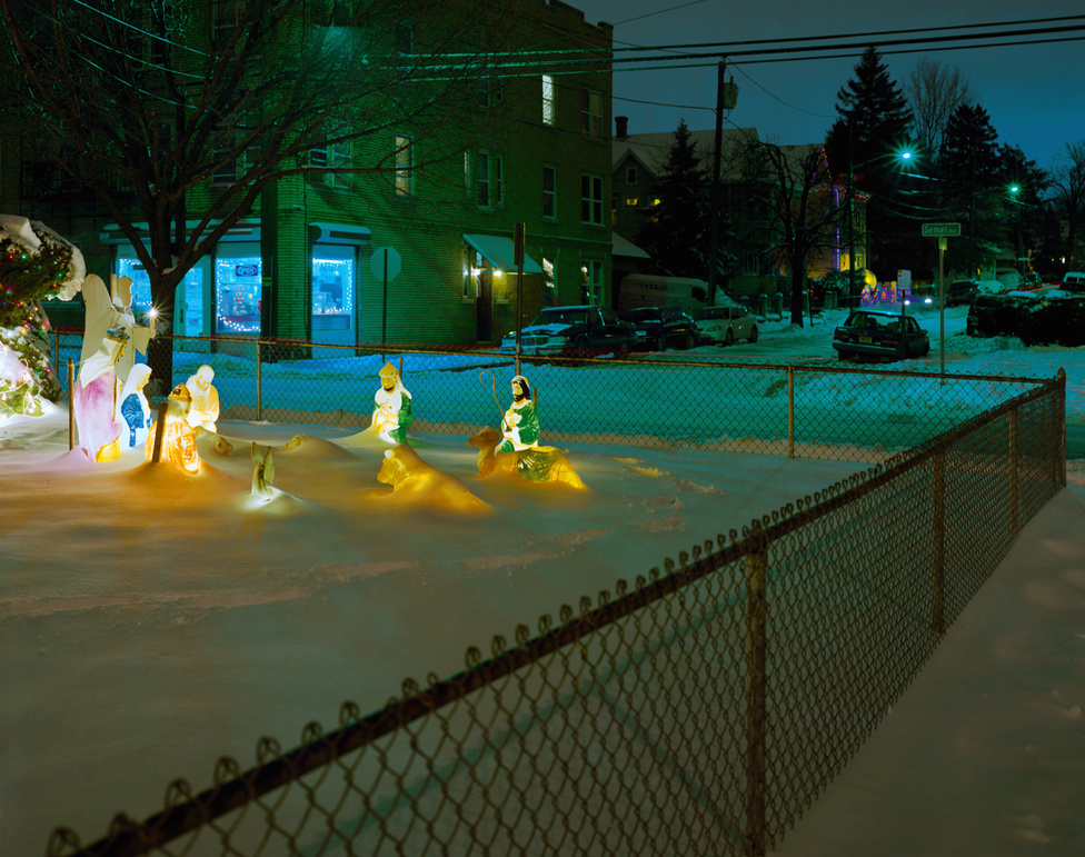 Christmas in Garfield