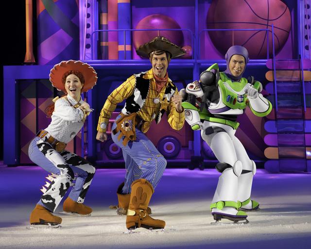 A Toy Story viszi el az előadás második részét