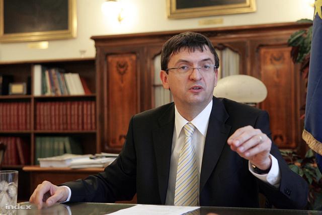 Domokos László az Állami Számvevőszék vezetője