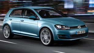 Újra Év Autója a VW Golf